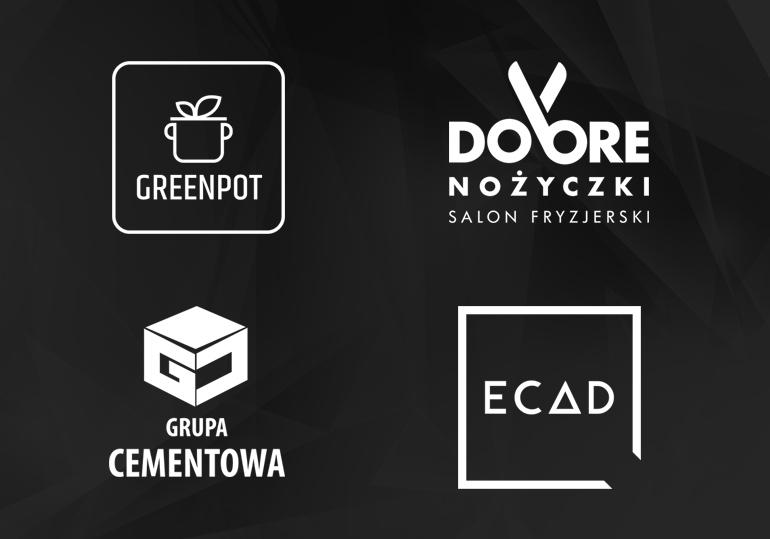 Logotypy klientów