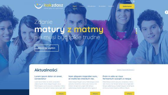 Poznaj innowacyjną metodę nauczania itakzdasz.pl